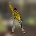 Modello 3d della settimana – Freddie Mercury stampa 3D