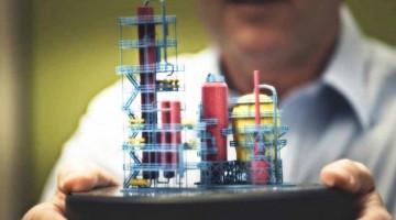 Hp  Multi Jet FusionTM e la sua dirompente tecnologia che puo' cambiare il paradigma di sviluppo della stampa 3D