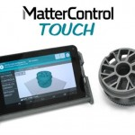 MatterHackers rilascia tablet T10 consolle per stampa 3D wireless