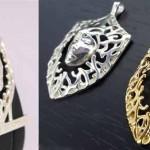 Melissa Ng  e la sua nuova linea di gioielli stampata in 3D ispirata alla Solitudine