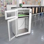 La  stampante Mingda 3d Giant grande formato