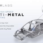 La stampante 3D  Multi-Metal di NVBOTS NVLabs