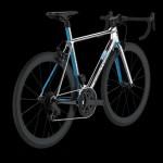 Orbitrec, bici da strada in titanio stampata in 3D con sensori e connettività internet
