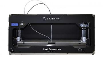 Sharebot presente al FORMNEXT 2016