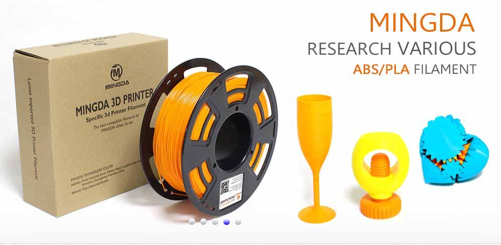 stampante 3D Mingda Glitar 5C-