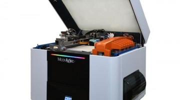 Arkè, la prima stampante 3D desktop a colori che utilizza la carta al posto della plastica