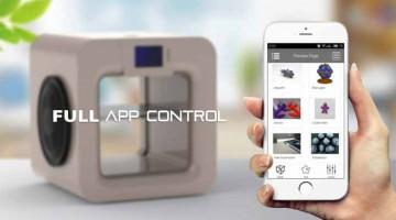 B-Creative 3D –  stampante economica alta risoluzione su Kickstarter
