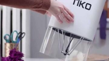 La stampante 3D TIKO lanciata su Kickstarter a$ 179 va oltre 25 volte il suo obiettivo