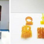 La stampante  3D ultraveloce a definizione di 1 micron di CARIMA in commercio quest'anno
