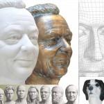 Ego3D – Riproduzioni perfette di persone o animali  da foto, senza scansione 3D