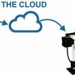 Doodles iBoardbot lavagna robottizzata per condivisione con APP su Kickstater