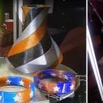 Stampe 3D a colori su una Delta per meno di 1000$