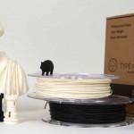 ProMatte , filamento  30% più leggero , alta risoluzione superficiale  e facile da lavorare in post-produzione