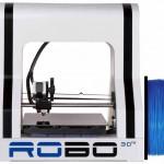 Stampante  R1 + 3D di Robo3d si affaccia sul mercato di massa