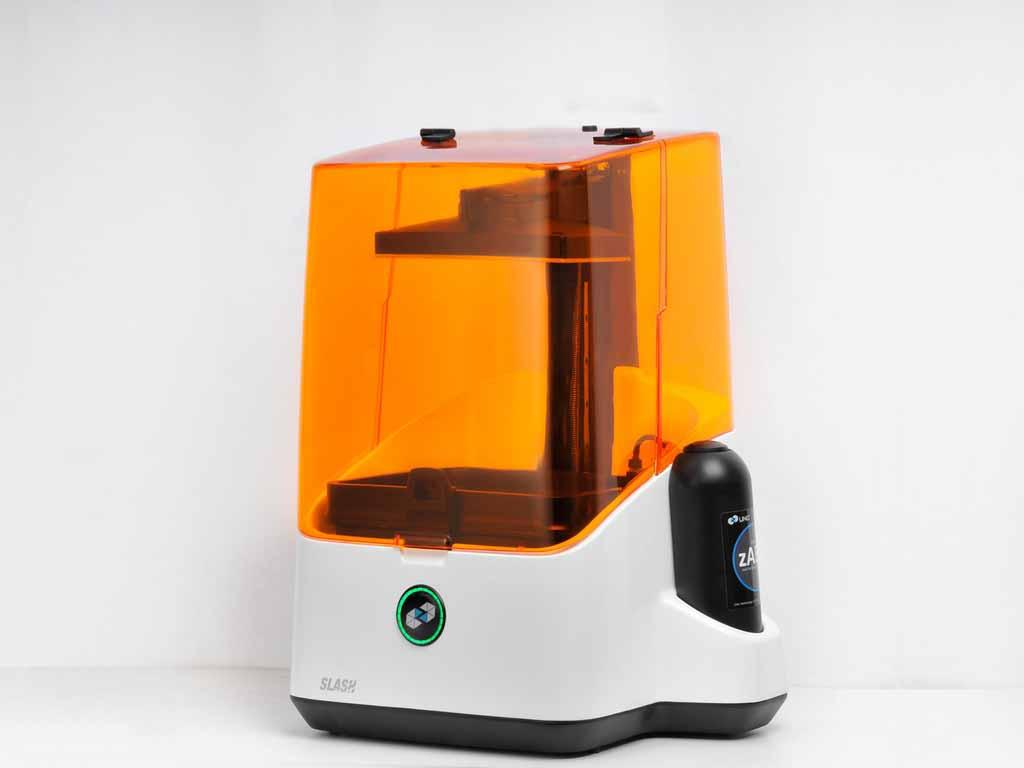 La stampante 3D Slash da UNIZ Technologies