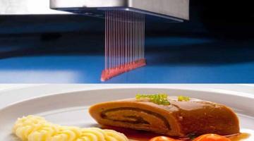 Come la stampa 3D di cibi  potrà avvantaggiare l'industria alimentare