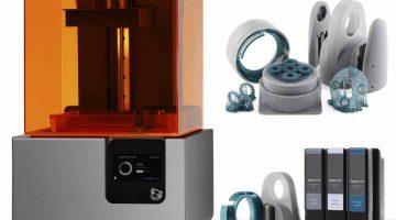 FORMLABS introduteDENTAL SG, la prima resina BIOCOMPATIBILEper stampanti 3DDesktop. Apre la strada alla personalizzazione di massa