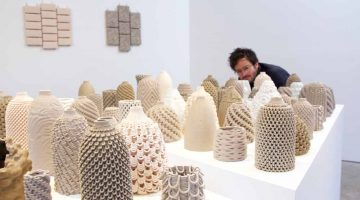 Gli incredibili oggetti in ceramica di EMERGING OBJECTS
