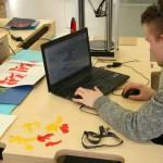 Libri tattili  per non vedenti stampati in 3D da Mass Portal