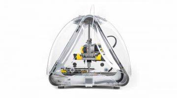 ZMorph 2.0 la stampante multifunzione con fresatura CNC e taglio laser a 2690 $