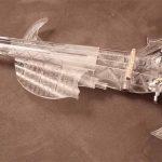 Violino elettrico 3DVarius stampato in 3D con suono incredibile