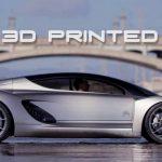 Blade la prima supercar modulare al mondo stampata in 3D da Divergent 3D