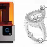 Formlabs Resina Calcinabile la nuova resina avanzata per gioielleria e non solo
