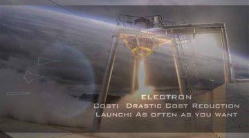 Rocket Labs si prepara a inviare il RazzoElectronstampato in 3D nello Spazio