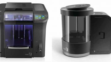 Stampanti 3D Cubicon Single Plus e Cubicon LUX 3D di  HYVISION