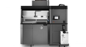 HP annuncia un sistema di stampa 3D a colori a costi bassi e la stampa 3D in metallo per il 2018