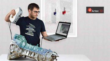 """Artec Studio11 rende possibili le scansioni professionali a tutti con il nuovo """"Pilota Automatico"""""""