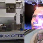 Bio-inchiostro di cellule staminali per Stampare in 3D cartilagine e ossa per Impianti chirugici del ginocchio e dell'anca