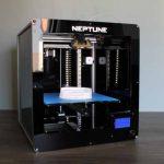 NEPTUNE  stampante 3D semiprofessionale  su Indiegogo