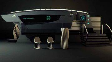 Gli impressionati oggetti stampati in 3D su grande formato utilizzando carta con Shape 3D di Highcon