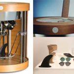Pam Stampante 3D a Pellet multi-materiale con precisione a 40 micron