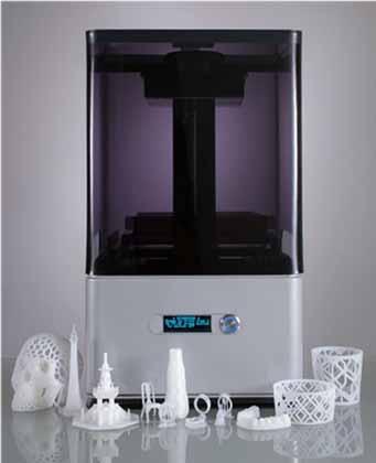 stampante Riverbase SLA 3D
