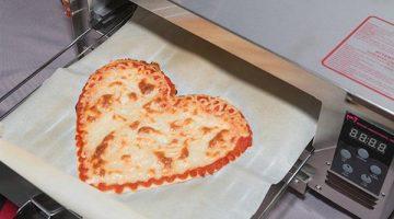"""Dalla NASA ai chioschi digitali le """"Pizze alla napoletana"""" stampate in 3d"""