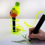 Renegade la prima Penna 3D al mondo che ricicla le bottiglie di plastica