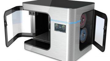 Zinter Pro II – La stampante 3D Professionale che supporta bridge e sbalzi senza materiale di supporto