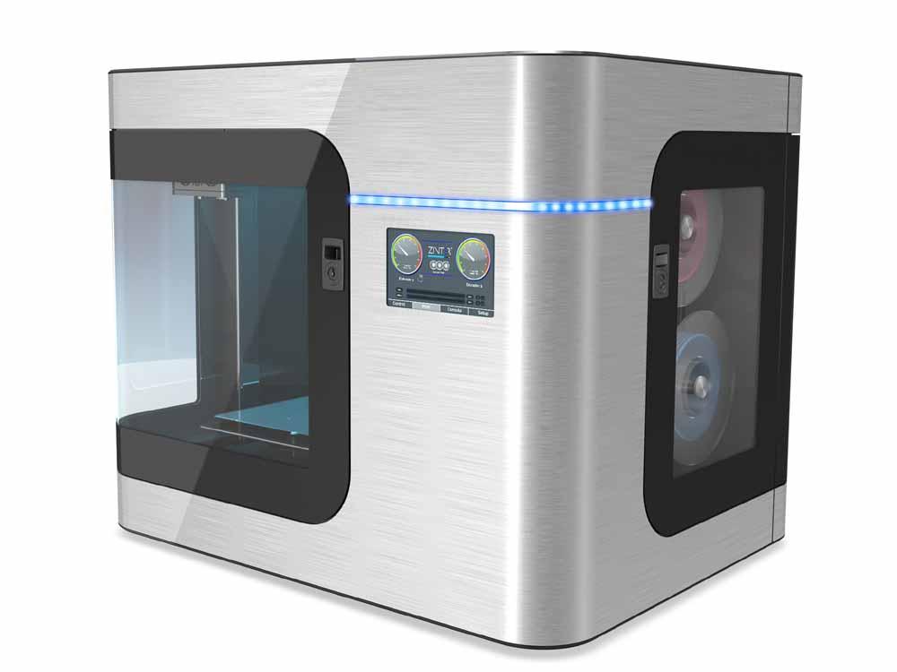 Zinter Pro II 3D