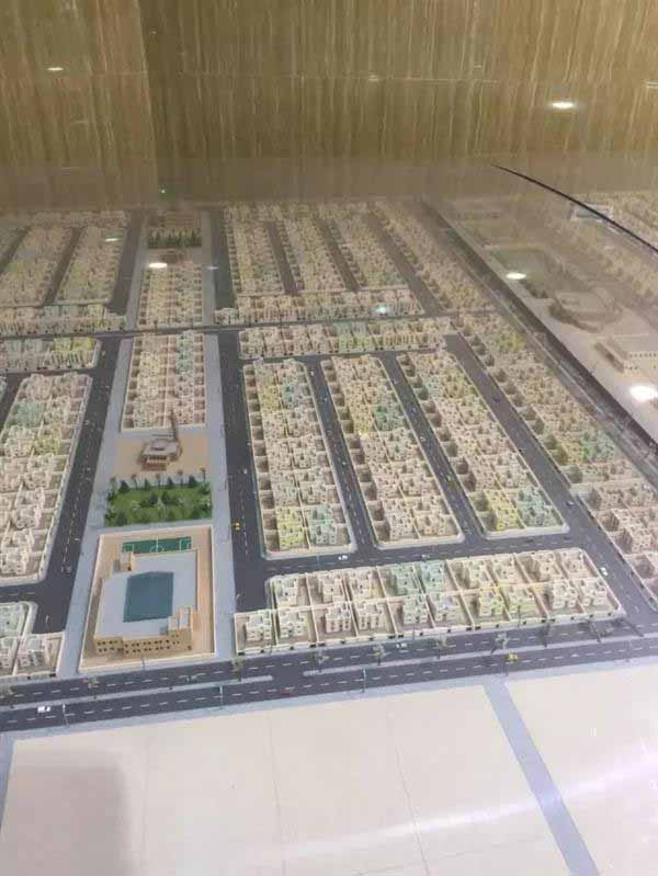 plastico insediamento abitativo stampato in 3d