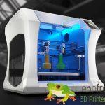 BOLT 3D  la stampante 3D con due testine di stampa indipendenti lanciata da Leapfrog