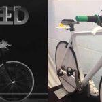 Bicicletta innovativa, completamente stampata in 3D da Flam 王 D (Flam3D)