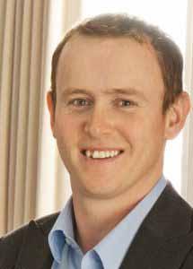 Dr. Daniel Kelley, responsabile del team di ricerca.