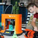 XYZprinting annuncia la stampante Vinci Mini 3D sotto i 300 €