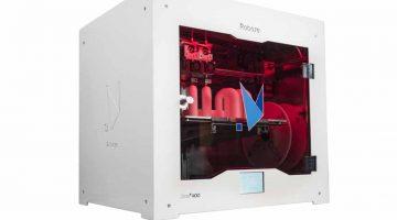 Il produttore italiano di Stampanti 3D ROBOZE sbarca nel Regno Unito