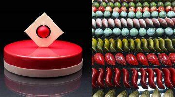 Gli incredibili dolci realizzati con la stampa 3D dall'architetto Dinara Kasko