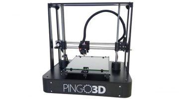 Pingo3D  stampante 3D economica ad alta risoluzione a soli  399 $
