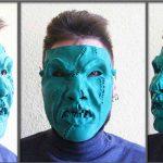 Le Maschere per Hallowen da Stampare in 3D.