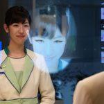 Nuova specchio smart della Panasonic esegue la scansione per un  trucco personalizzato stampato in 3D